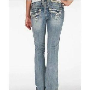 Rock revival taylor jeans